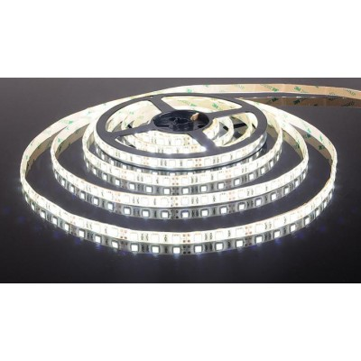 Лента LED SMD 2835/60 Smartbuy-IP20-4.8W/CW 5 м. (SBL-IP20-4_8-CW)