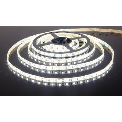 Лента LED SMD 2835/60 Smartbuy-IP65-4.8W/CW 5 м. (SBL-IP65-4_8-CW)